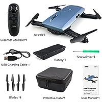 AOJIAN JJRC H47 Elfie Foldable Pocket Drone Mini FPV Quadcopter Selfie 720P WiFi Camera