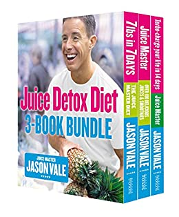 Juice Detox Diet 3 Book Collection ebook product image
