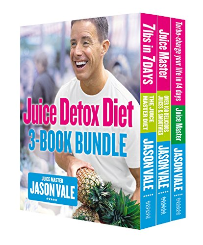 The Juice Detox Diet 3-Book Collection (New York Times Best Sellers Nonfiction 2013)