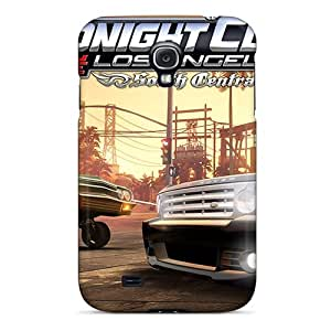 For Galaxy S4 Tpu Phone Case Cover(midnight Club La South Central Dlc)