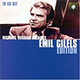 Emil Gilels Edition; Historic Russian Archives (10CD Box Set)