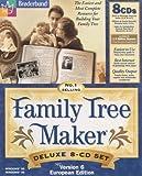 Family Tree Maker V6 8CD Set [Import]