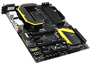 MSI ATX DDR3 2600 LGA 1150 Motherboard, Z87 MPOWER (B00D12OBZ4) | Amazon price tracker / tracking, Amazon price history charts, Amazon price watches, Amazon price drop alerts