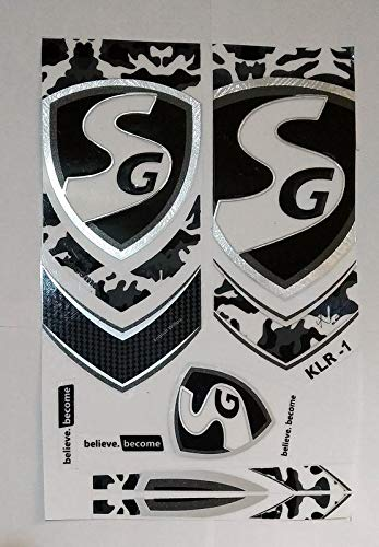 Buy 3d Embossed Sg Klr 1 Cricket Bat Sticker With Advanced Quality Self Adhesive Online At Low Prices In India Amazon In