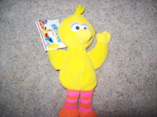 - Sesame Street 1997 Big Bird Collectible Bean Bag (Sesame Street Beans) by Tyco