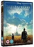 Tomorrowland: A World Beyond (Limited Edition Artwork Sleeve) [Blu-ray] [Region Free]