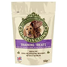 Harringtons Training Treats Rich in Liver 160g (PACK OF 6)