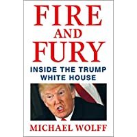 Fire and Fury: Inside the Trump White House Book (Hardcover)