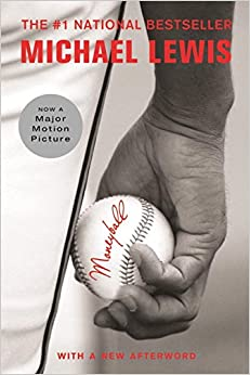 Image result for moneyball book cover