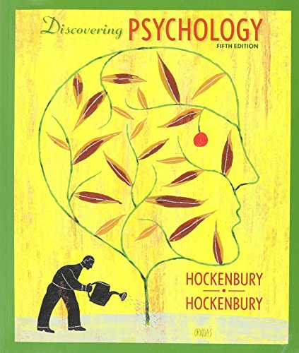 Discovering Psychology and Study Guide