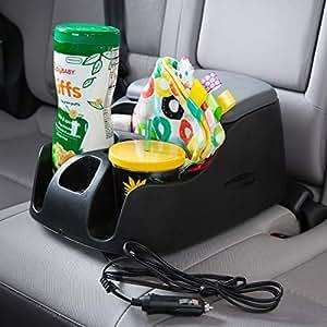 Amazon Com Rubbermaid 3375 00 Automotive Portable Console