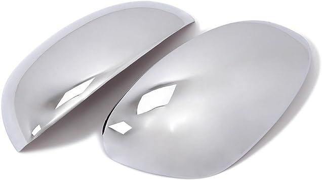 Sizver Chrome Door mirror cover For 2011-2014 Nissan Juke
