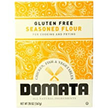Domata Living Flour Seasoned, 20-Ounce