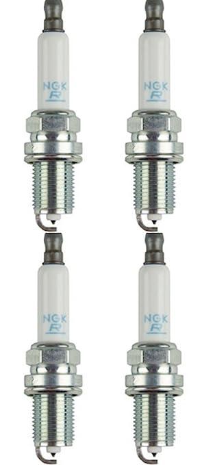 NGK # 1675 PFR7S8EG para bujías Laser Platinum - -- 4 Pcs * NUEVO *: Amazon.es: Coche y moto