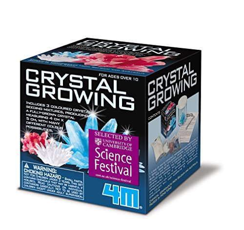 (4M Crystal Growing Kit )