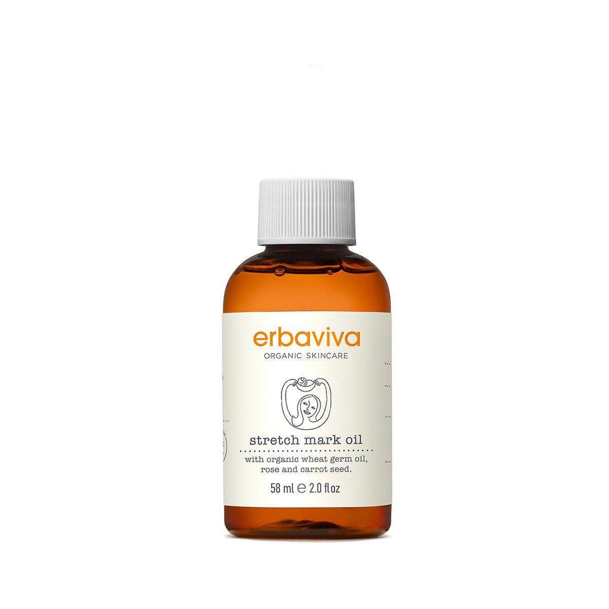 Erbaviva Stretch Mark Oil (2 oz)