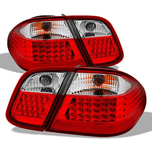 W208 Led Tail Lights in US - 3