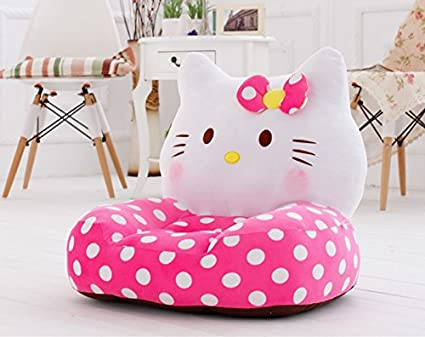 Buy Wsa Retail Hello Kitty Sofa Chair For Kids Multicolour Online