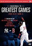 Baseballs Greatest Games: 2004 ALCS Game 4 by A&E Entertainment by Major League Baseball