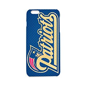 NFL Team Logo New England Patriots Cell Phone Case FOR Iphone 6 3D