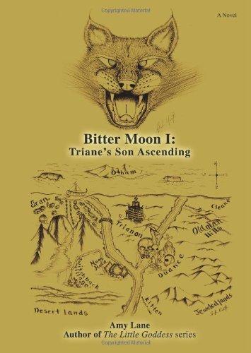 BITTER MOON I: TRIANE??S SON ASCENDING: Triane's Son Rising by Shannon Mcclellan (2008-01-21)