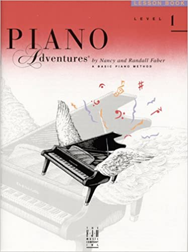 Piano Adventures: Lesson Book, Level 1: Nancy Faber;, Randall Faber: 9780929666594: Amazon.com: Books
