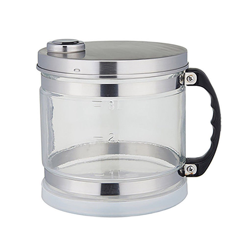 YUEWO New Glass/Plastic Bottle Pot For Dental/Medical/Home Water Distiller Travel Water Filters Pure Purifier Kits