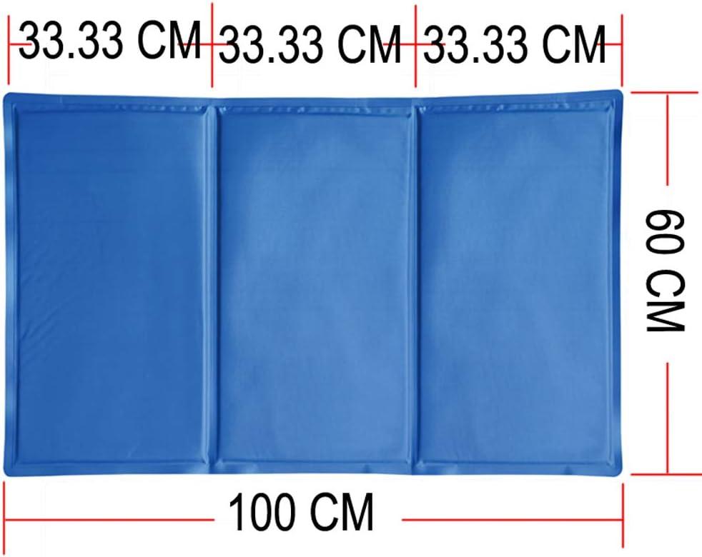 100/% sicuro e pulito Coprimaterasso multifunzione in gel refrigerante per yoga XXL,60X90 CM rispettoso dellambiente HYJ Magic