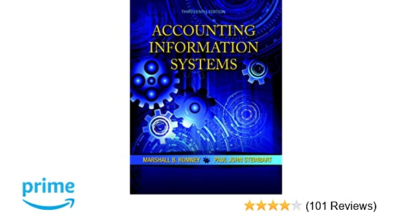 Amazon accounting information systems 13th edition amazon accounting information systems 13th edition 9780133428537 marshall b romney paul j steinbart books fandeluxe Image collections