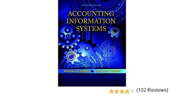Amazon accounting information systems 13th edition amazon accounting information systems 13th edition 9780133428537 marshall b romney paul j steinbart books fandeluxe Gallery