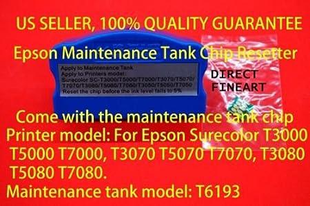 US Maintenance Tank for epson SureColor T Series T5270 T3270 T7270 F6070 T6193