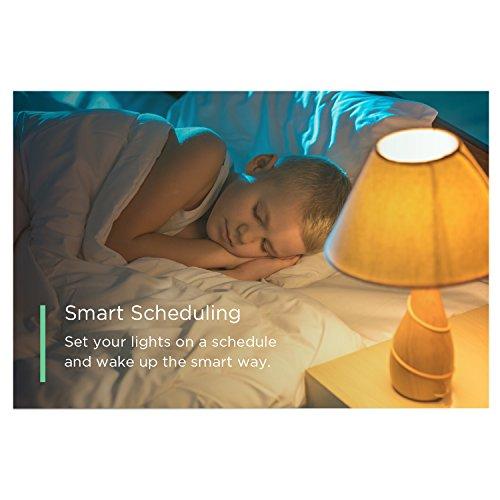 Sengled Element BR30 Smart Bulb Starter Kit (8 Bulbs + Hub) - 60W Equivalent Soft White (2700K) Smart Flood Light Bulbs (Compatible with Amazon Alexa, Google Assistant, Samsung SmartThings and Wink) by Sengled (Image #4)