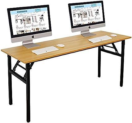 Necesidad de escritorio de ordenador mesa plegable portátil (Heavy ...