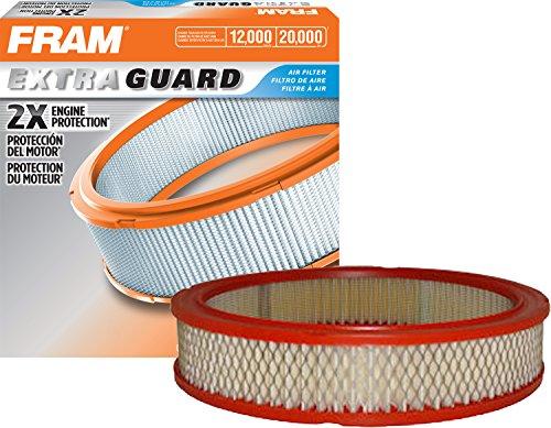 FRAM CA189 Extra Guard Round Plastisol Air Filter