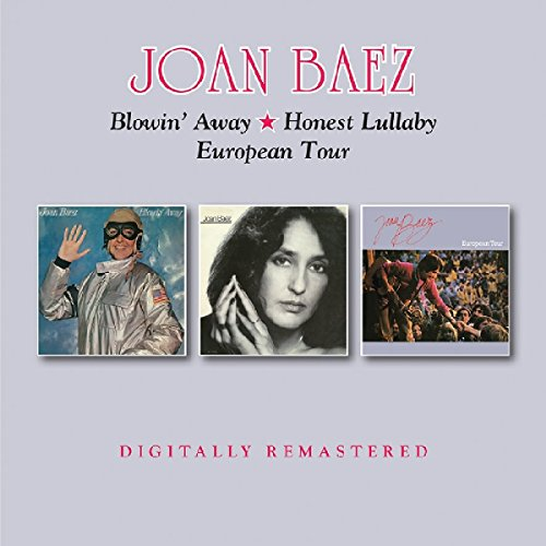 Blowin Away/Honest Lullaby/European Tour /  Joan Baez