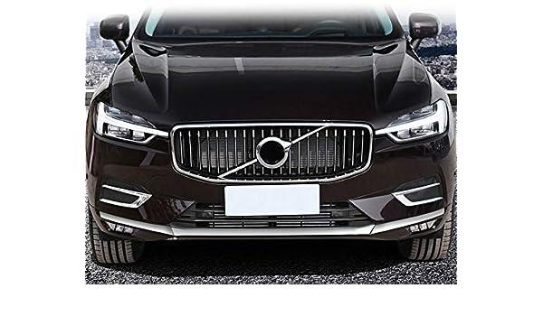 Protector de parachoques delantero para coche, accesorio de decoración de barra delantera, adhesivo de plástico ABS para Volvo XC60: Amazon.es: Bricolaje y ...