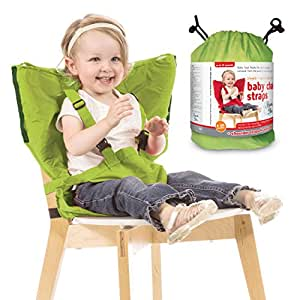 Amazon.com : Heaven's Bliss Baby Portable High Chair Safety Harness
