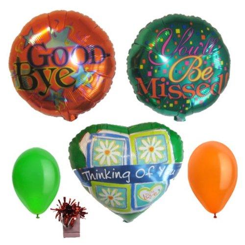 Good Bye Balloon Arrangment