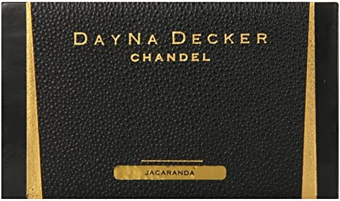 Amazon Com Dayna Decker Couture Chandel Candle Jacaranda Blossoms 16 Ounce Beauty