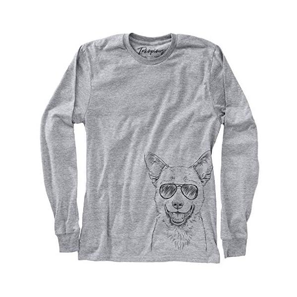 Aviator Arden The Australian Kelpie Dog Triblend T-Shirt 1