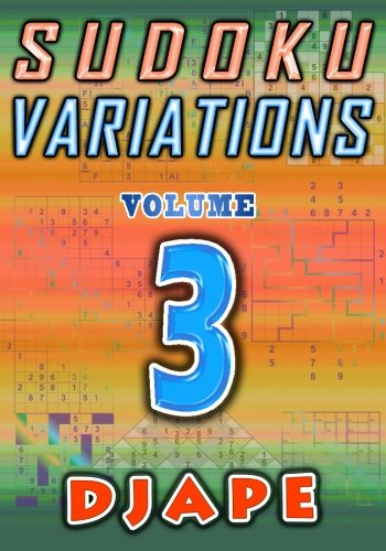 Sudoku Variations (Volume 3) ebook