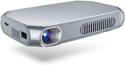 YSCCSY Mini proyector DLP Android WiFi Bluetooth Obturador Activo 3D Soporte Full HD 1080P Pico TV Smart LED Beamer: Amazon.es: Hogar