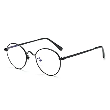 97304323d54 Image Unavailable. Image not available for. Color  Cyxus Round Vintage  Glasses