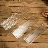 Cellophane Treat Bags 300 PCS Cellaphane Paper