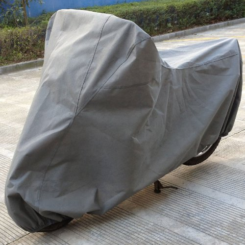 OxGord Indoor Dust Cover for Touring Motorcycles, Fits up to 108 (Indoor Dust Cover)