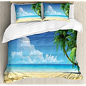 51AEPTnzH7L._SS300_ Hawaii Themed Bedding Sets