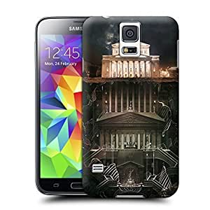Xuey Schusev State Museum of Architecture-02 for Samsung Galaxy S5 Case- Unique design allows easy access to all buttons, controls and ports Kimberly Kurzendoerfer