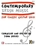 Image of Contemporary Irish Music for Classic Guitar Solo