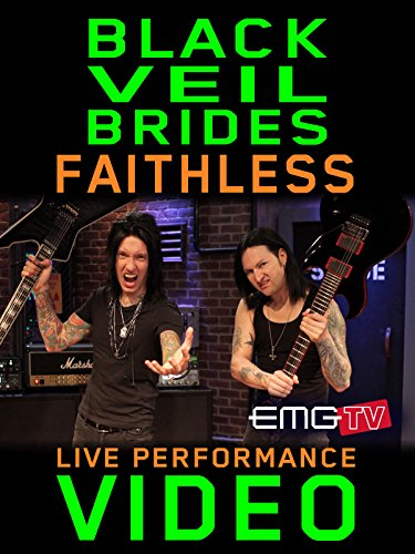 Unprincipled Veil Brides - Faithless - EMGtv Live Performance