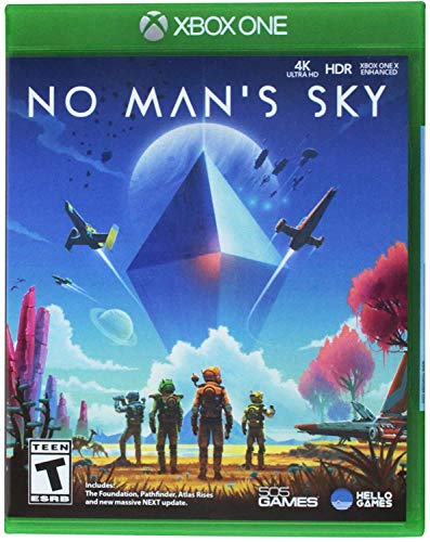 No Man's Sky - Xbox One (Best Open World Games Xbox One)